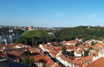 Hosszú tanulmányút Litvániában