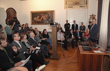 A magyar-szlovén digitális nagyszótár ljubljanai szakmai bemutatója