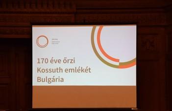 170 éve őrzi Kossuth emlékét Bulgária