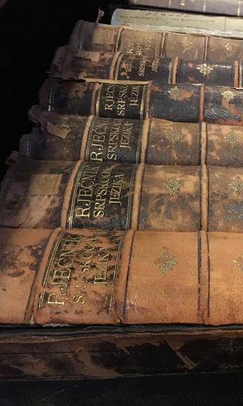 Szláv és Balti Filológiai Intézet Könyvtára
